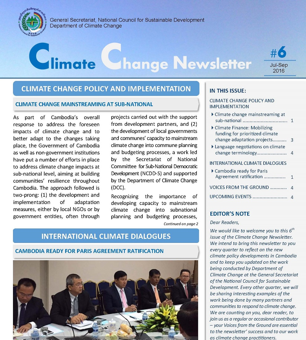 Newsletter No.6 En FINAL Page 1 2